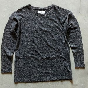 Everlane dark grey sweater